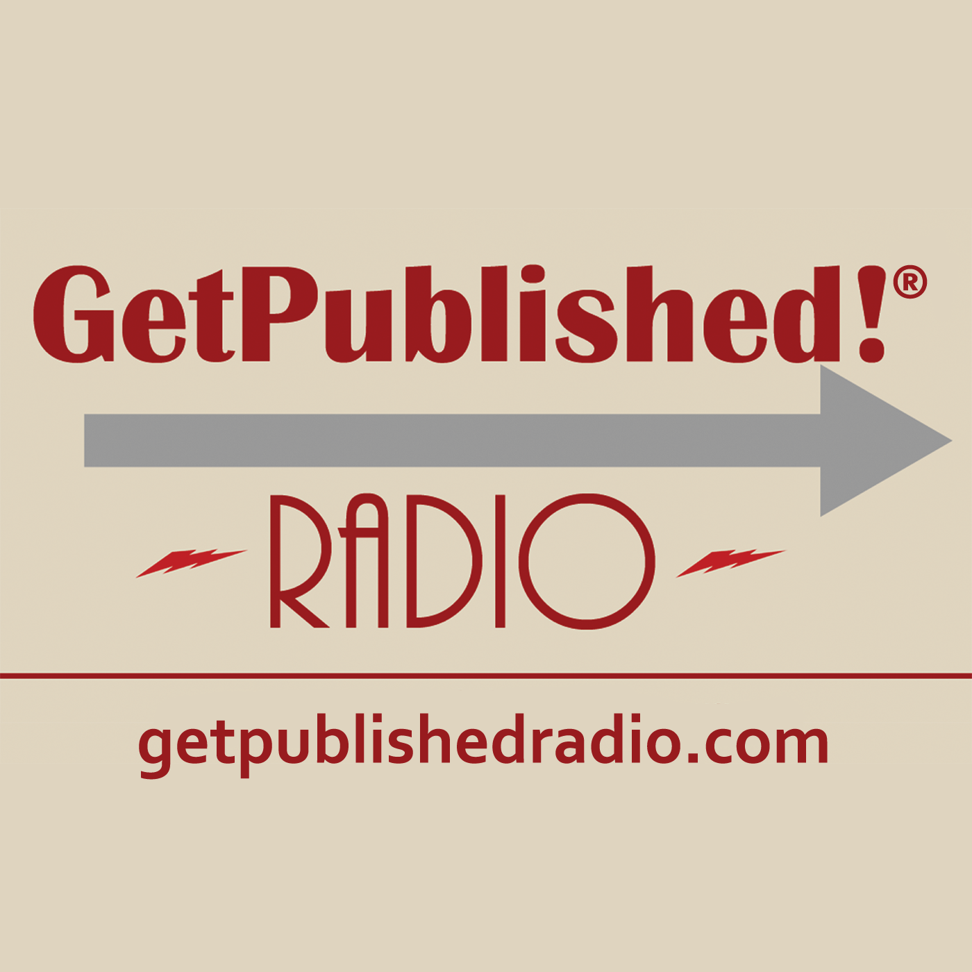 Caption: GetPublished! Radio, Credit: La Puerta Productions