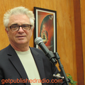 Caption: GetPublished! Radio Host Gerald Everett Jones, Credit: La Puerta Productions