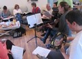 Caption: A community chorus in Los Angeles is keeping alive the Ladino language with music, Credit: Rhonda J. Miller