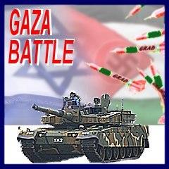 Caption: GAZA BATTLE Series, Credit: SLG