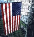 Flag_at_jfk_library_small