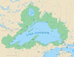 Caption: Lake Superior, Credit: Sea Grant