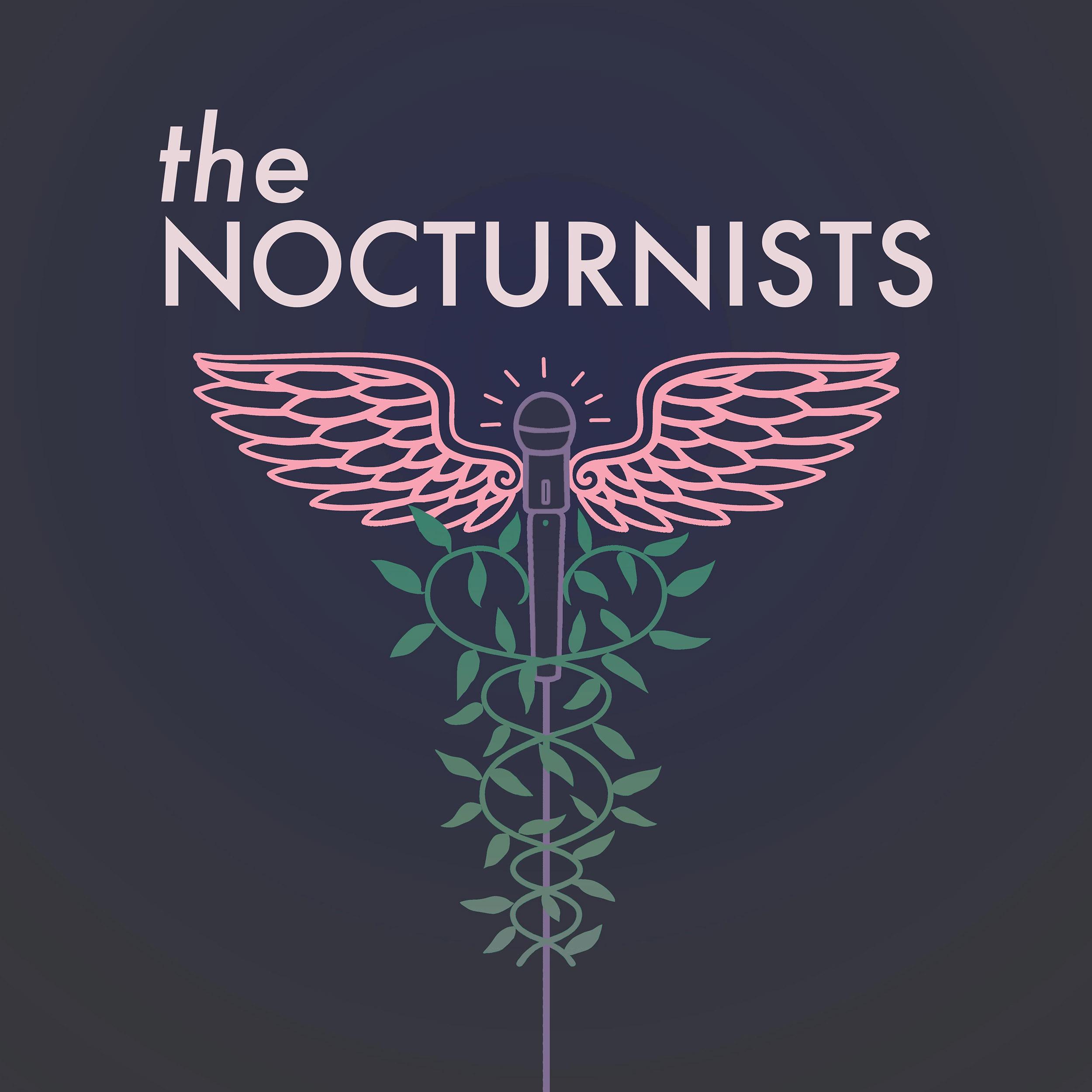Caption: The Nocturnists, Credit: Lindsay Mound