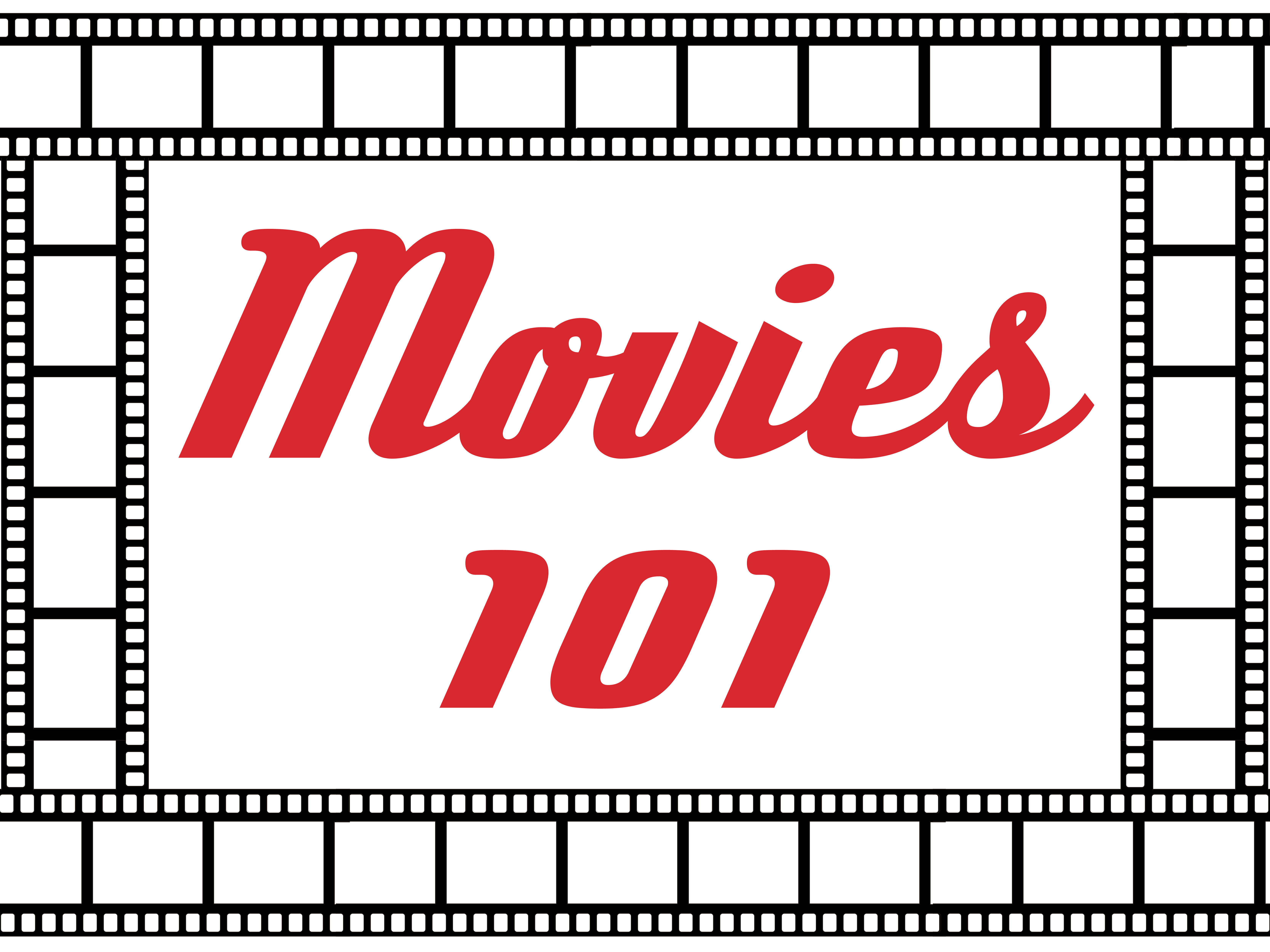 Caption: Movies 101, Credit: Spokane Public Radio