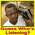 Caption: Listening Here, There, Everywhere?, Credit: SLG