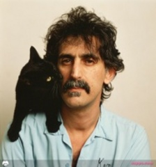 Caption: Frank Zappa