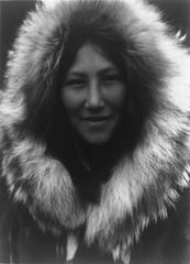 "Caption: ""Ola - Noatak"", Credit: Photograph courtesy of Library of Congress,<br>Prints & Photographs Division,<br>Edward S. Curtis Collection,<br>LC-USZ62-89841"
