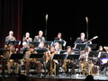Caption: Acme Big Band