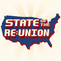 Caption: State of the Re:Union, Credit: SOTRU