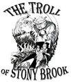 Caption: The Troll of Stony Brook, Credit: Artwork: Simon Adams