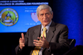 Caption: Marvin Kalb