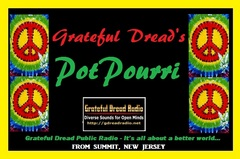 Caption: Grateful Dread's Potpourri, Credit: NR Davis, Grateful Dread Peace Media