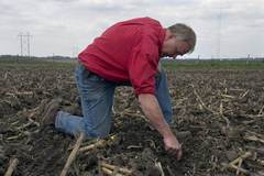 Caption: Craig Griffieon of Ankeny, Iowa, Credit: Elena Rue