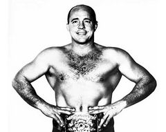 Caption: MN Wrestler Verne Gagne