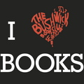 Caption: I <3 books, Credit: Designed by Michael Wallenfels