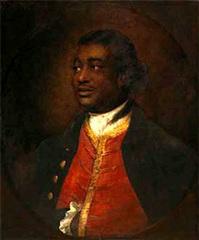 Caption: Ignatius Sancho (c. 1729 – 14 December 1780), Credit: en.wikipedia.org/wiki/Ignatius_Sancho