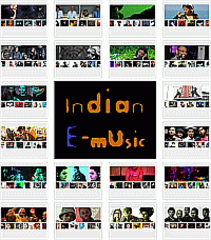 Indian E-music... the right mix of Indian Vibes !