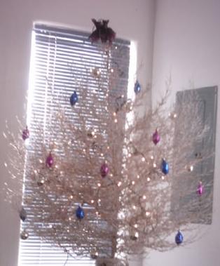 Caption: Christmas Spirit, Credit: Margaret Agard