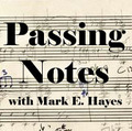 Caption: Passing Notes