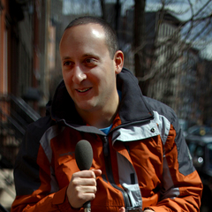Caption: Josh Cutler in Teenage Diaries Revisited., Credit: David Gilkey/NPR