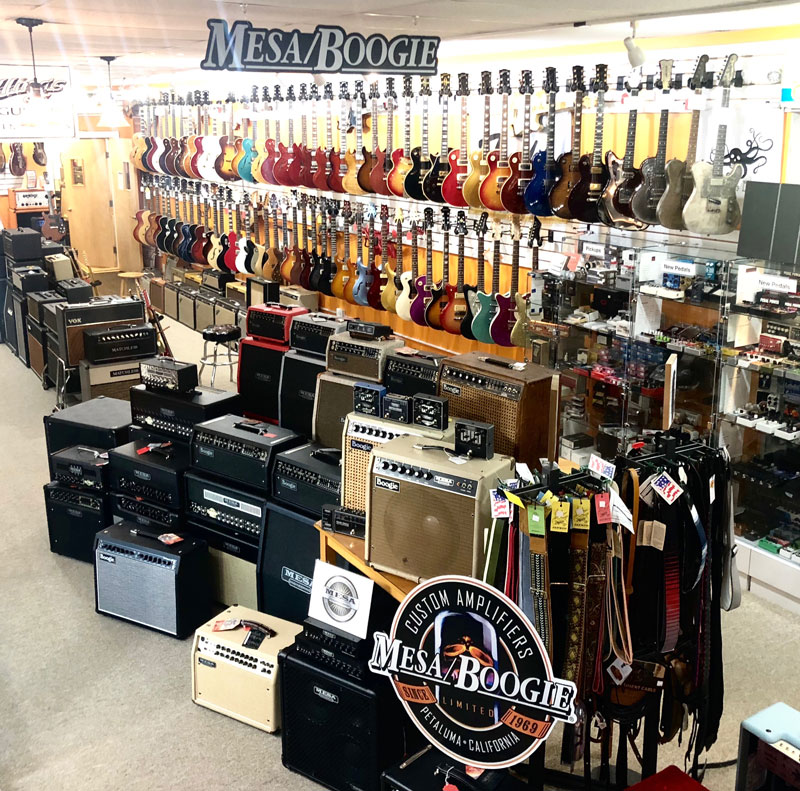 Action Music Showroom