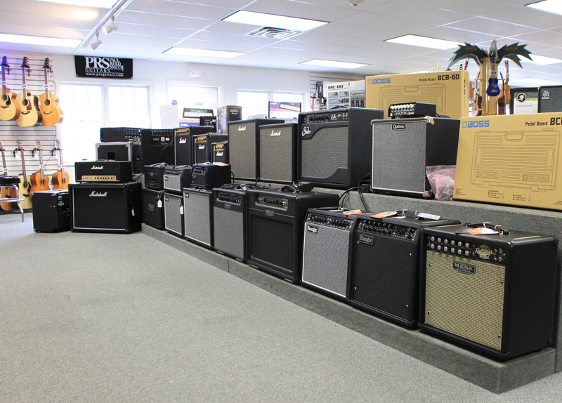 George's Music Center Mesa Showroom