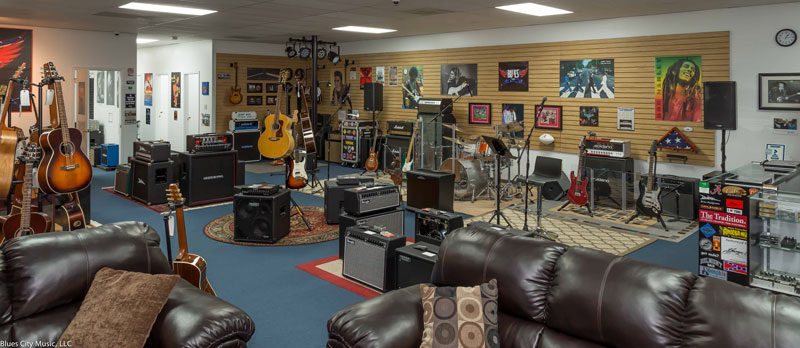 Blues City Music Showroom