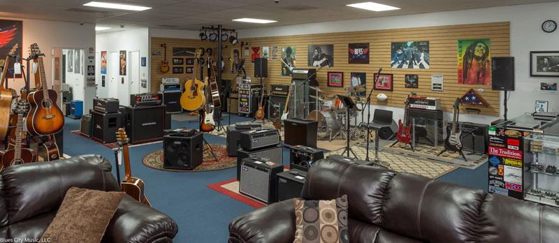 Blues City Music Showroom