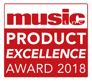 Music Inc Product Excellence Award