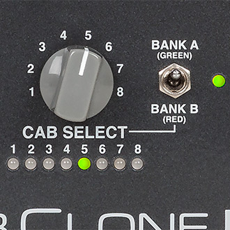 CabClone IR Preset Control