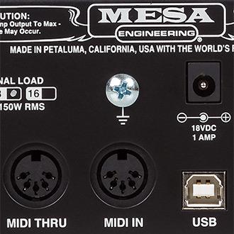 CabClone IR MIDI Control