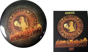 Apocalyptour Button Sticker Package