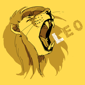 Zodiac Leo The Lion