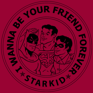 I Wanna Be Your Friend Forever T-shirt