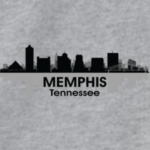 Memphis, Tn City Skyline