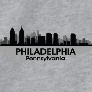 Philadelphia, Pa City Skyline
