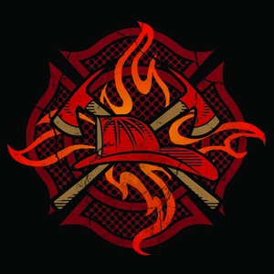 Fire Fighter Crest