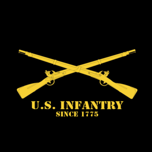 U.S. Army Infantry, Since 1775