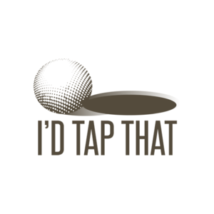 &#x27;I&#x27;d Tap That!&#x27; Funny Golf Ball