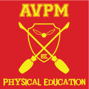 AVPM Physical Education - Red and Yellow