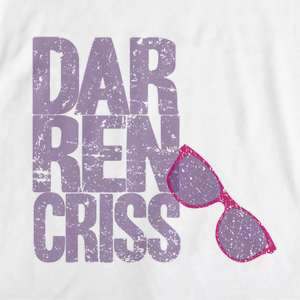 Darren Criss Sunglasses V-Neck