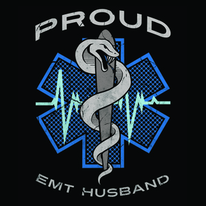 Proud Emt Husband