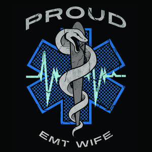 Proud Emt Wife