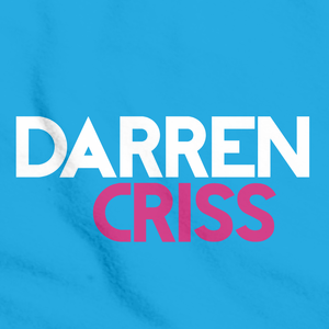Darren Criss Turquoise Zip Fleece