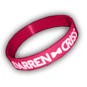 Darren Criss Jelly Bracelet