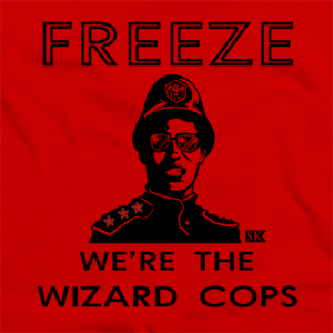 StarKid Wizard Cops