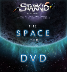 StarKid's SPACE Tour on DVD