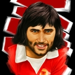 George best portrait