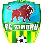 Official fc zimbru logo