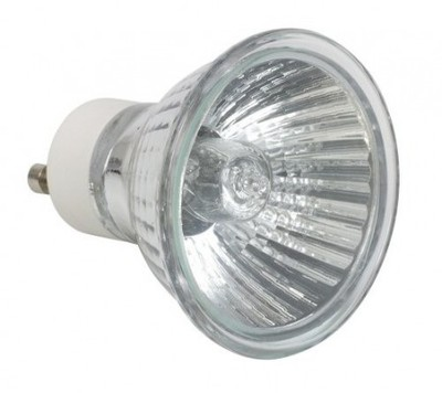 Halogen 50W GU10 Lightbulb 240V